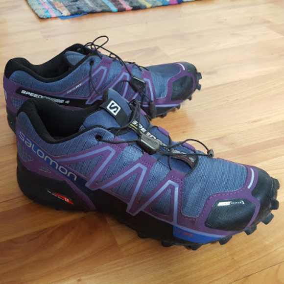 Women's Salomon Speedcross 4 CS W Trail Runner